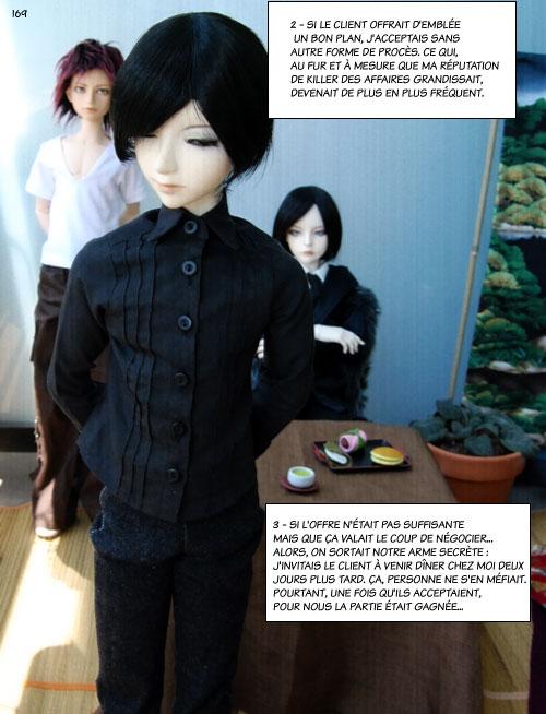 L'anniversaire de Jun * ep2 p64 (FIN) [27/12] Diner169