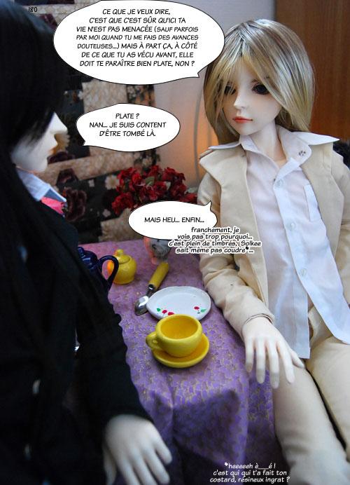 L'anniversaire de Jun * ep2 p64 (FIN) [27/12] Diner180