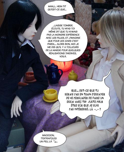 L'anniversaire de Jun * ep2 p64 (FIN) [27/12] Diner183