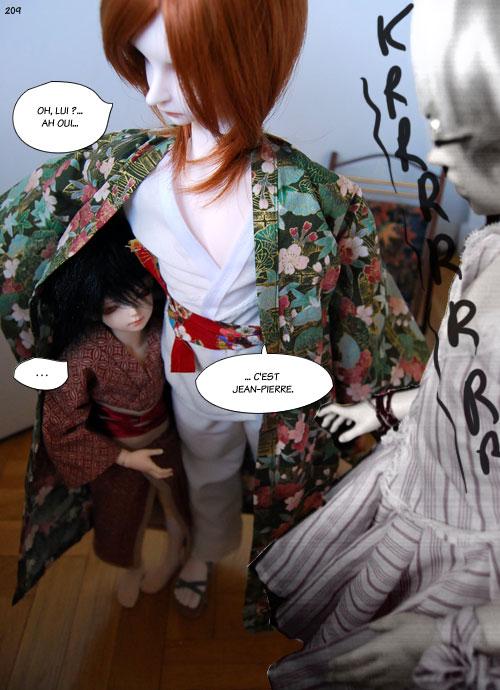 L'anniversaire de Jun * ep2 p64 (FIN) [27/12] - Page 4 Diner209