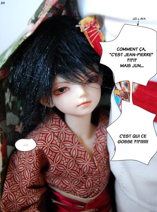 L'anniversaire de Jun * ep2 p64 (FIN) [27/12] - Page 4 Diner210