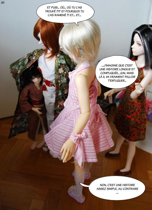 L'anniversaire de Jun * ep2 p64 (FIN) [27/12] - Page 4 Diner211