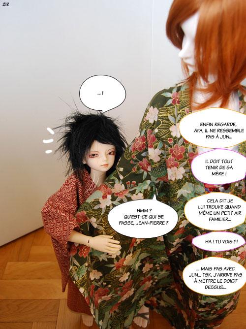 L'anniversaire de Jun * ep2 p64 (FIN) [27/12] - Page 4 Diner218