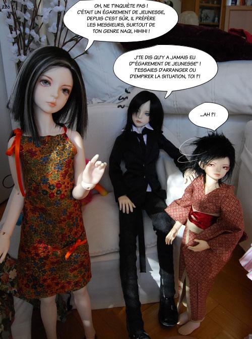 L'anniversaire de Jun * ep2 p64 (FIN) [27/12] - Page 4 Diner226