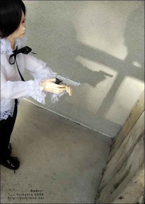 BJD et armes à feu Sae067